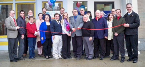 Rutland Region Chamber Member Ribbon Cutting