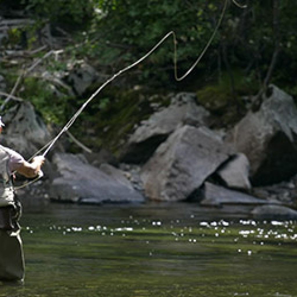 Recreation in winter summer rutland killington vt for Vermont trout fishing