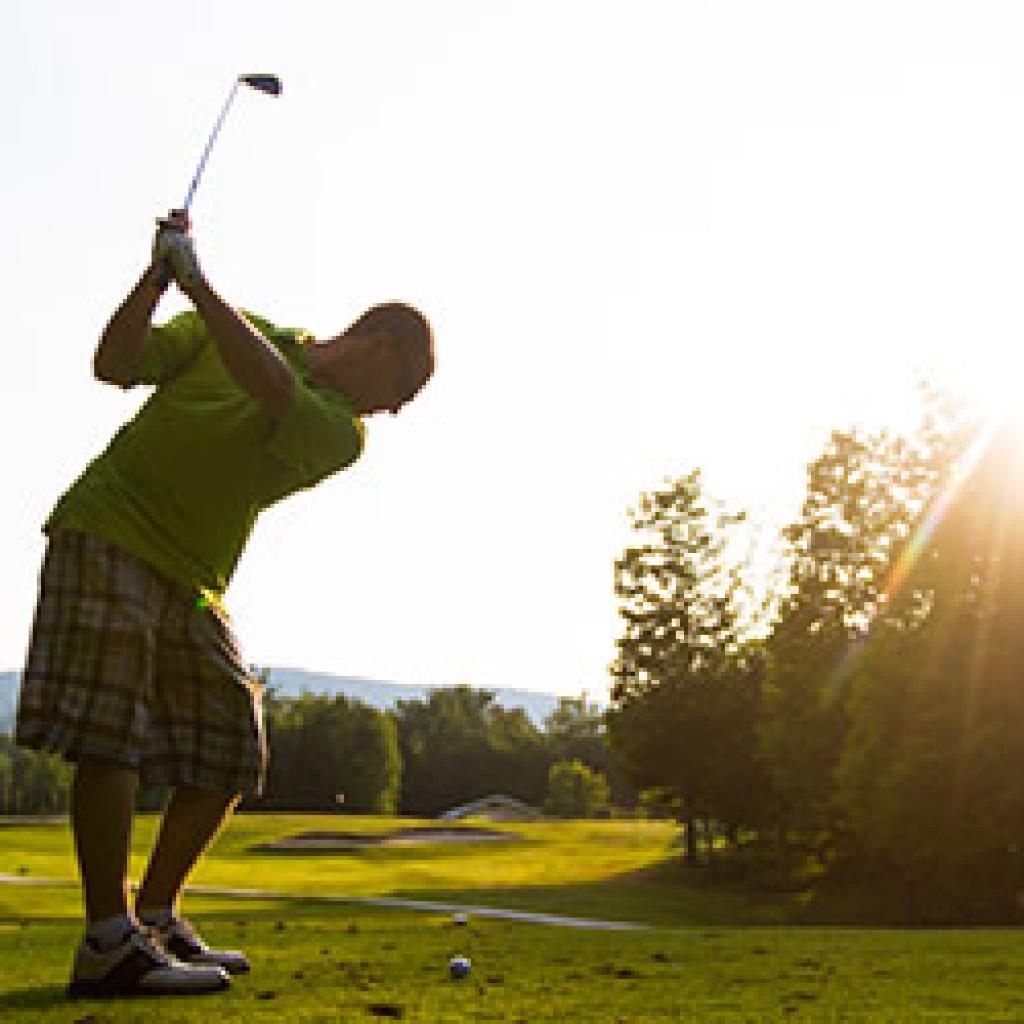 Golfing at Killington Resort - Killington, VT