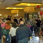 The Rutland Region Chamber of Commerce Business Show at The Holiday Inn, Rutland, VT