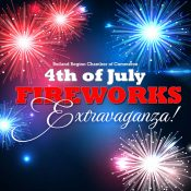 Rutland Vermont 4th of July Fireworks Extravaganza