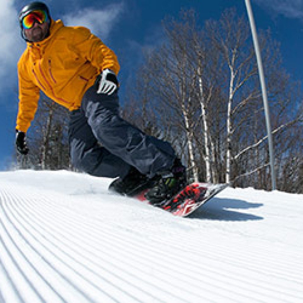 Snowboarding - Killington, VT