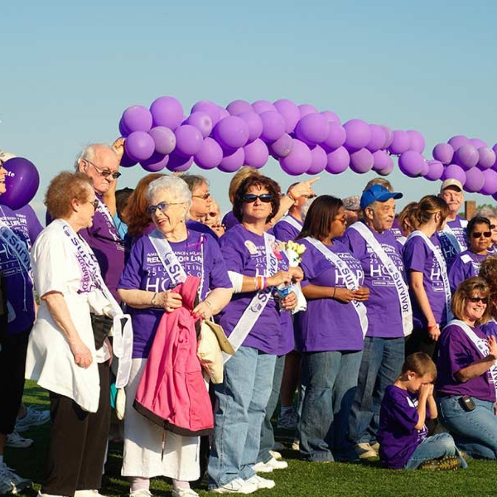 Relay for Life in Rutland VT