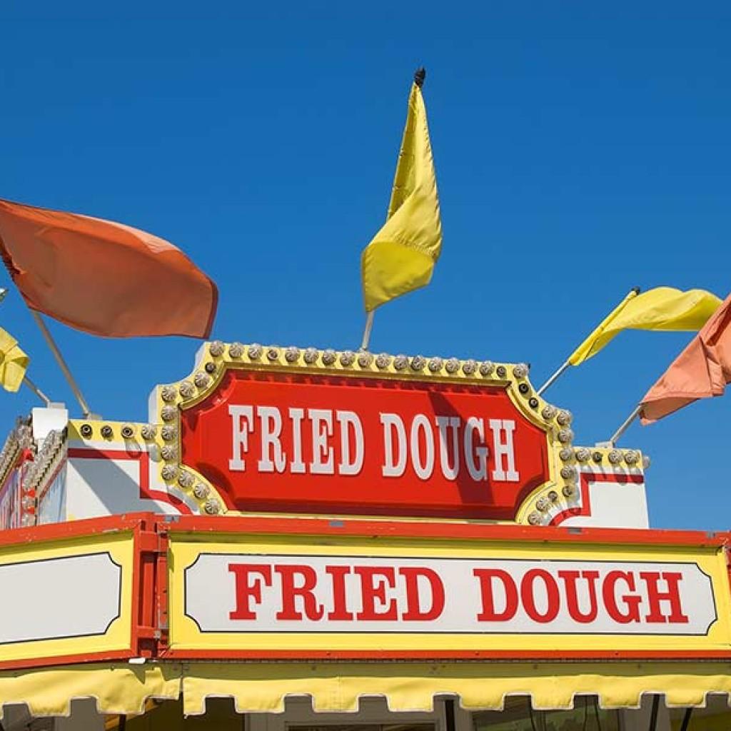 Vermont State Fair Food