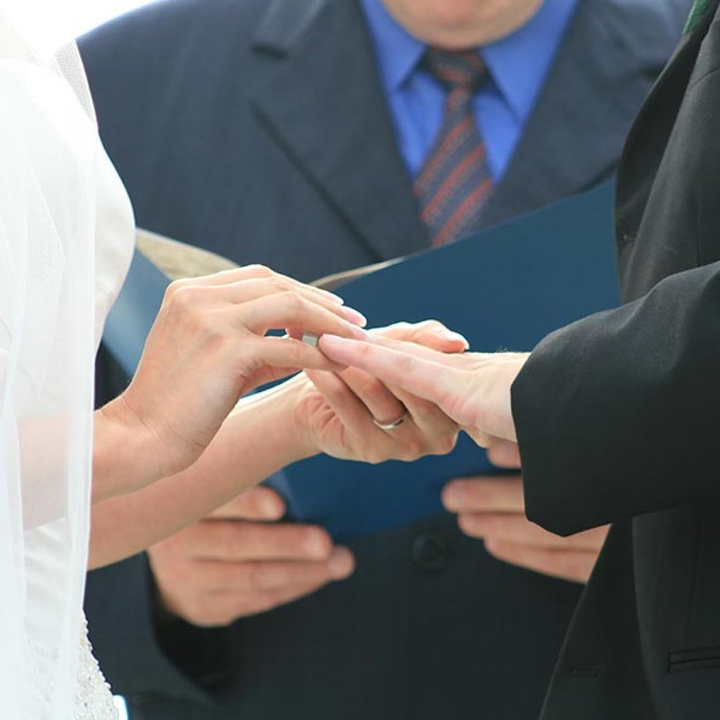 Wedding Officiants and Justices of the Peace