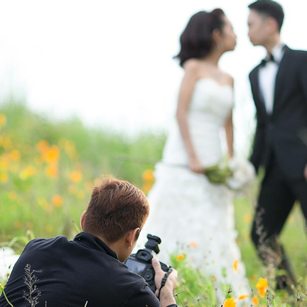 Wedding Photographers and Videographers
