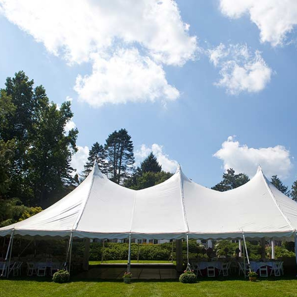 Wedding Tent Rental Equipment