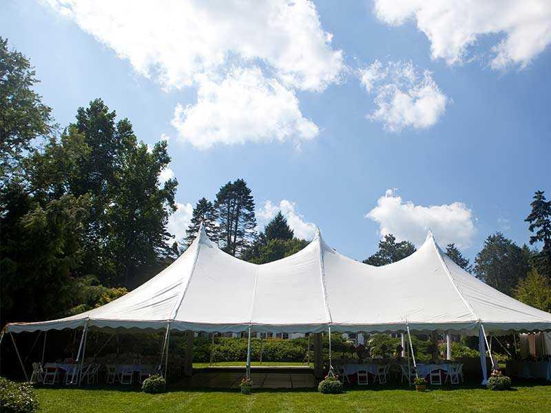 Wedding Tent Amp Equipment Rentals Rutland Vt