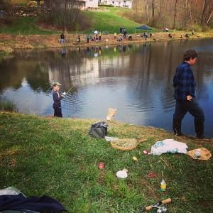 Kiwanis Fishing Derby Rutland Recreation