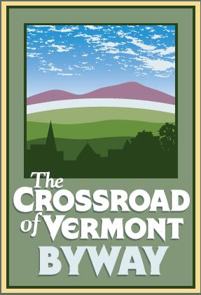 Crossroads of Vermont Byway Logo