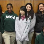 Mount Saint Joseph Academy, Rutland VT, International Students
