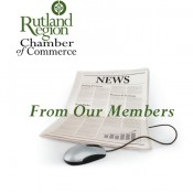 Chamber News From Our Members Rutland VT
