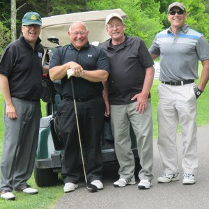 Rutland Chamber Golf Classic Green Mountain National Golf Course Killington VT State Reps Fagan Burdett Cupoli Shaw