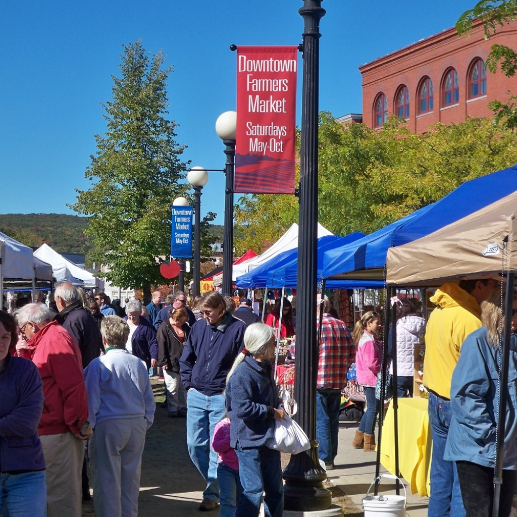 Vermont Farmers Market Downtown Rutland Vermont Rutland Region Chamber of Commerce Photo