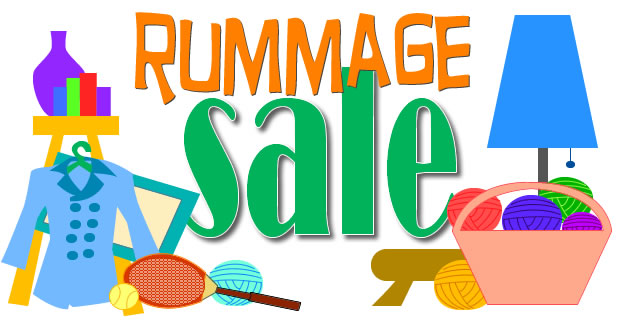 Spring Rummage Sale At Grace Church Rutland Region