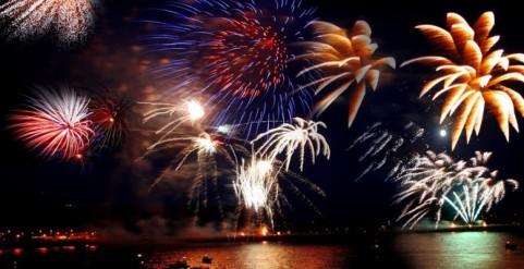 Fireworks Rutland VT