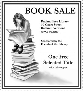 Discount book sale coupons