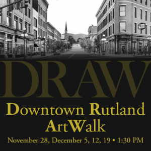 Downtown Rutland Art Walk