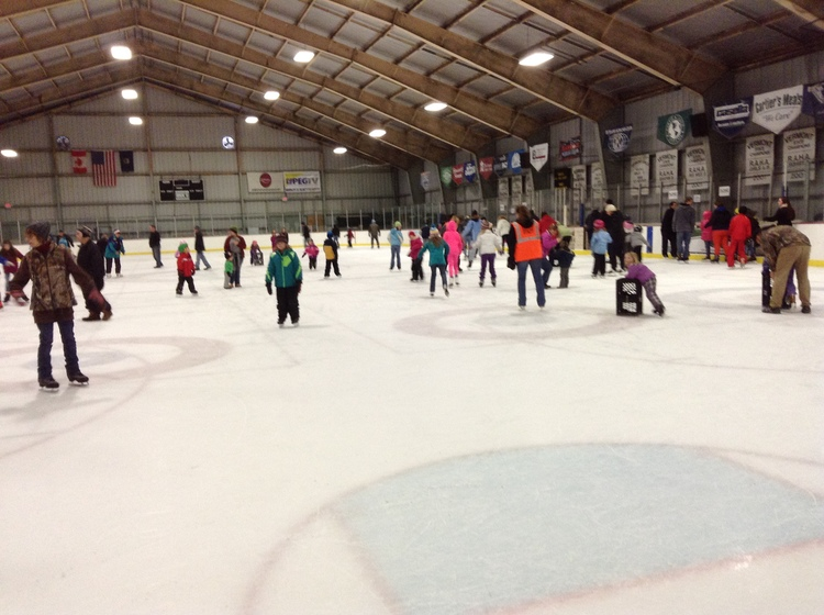 winterfest Ice+Skating
