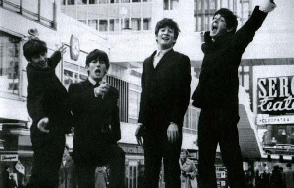 The Beatles Band Of 60s