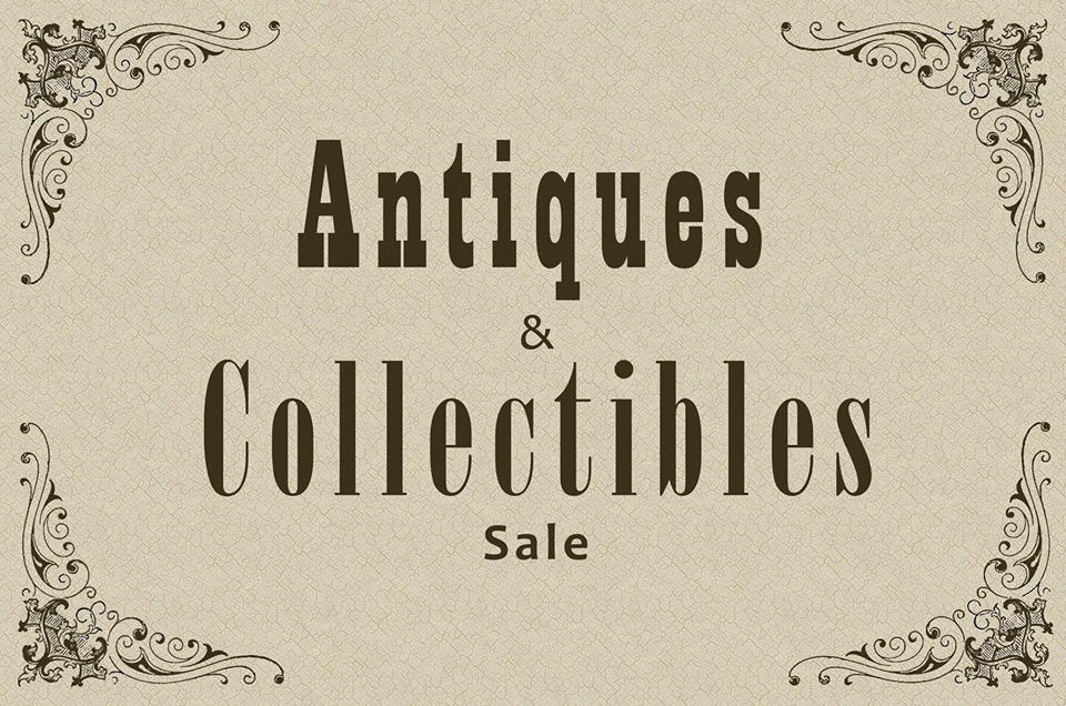 Antiques Collectibles Sale