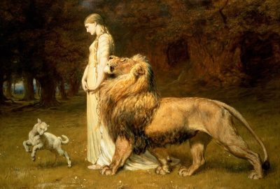 Image result for lamb and lion