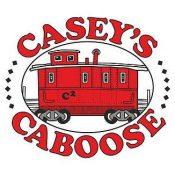 caseys caboose logo