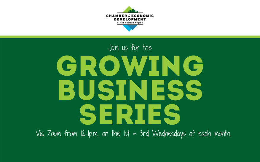 Growing Business Series