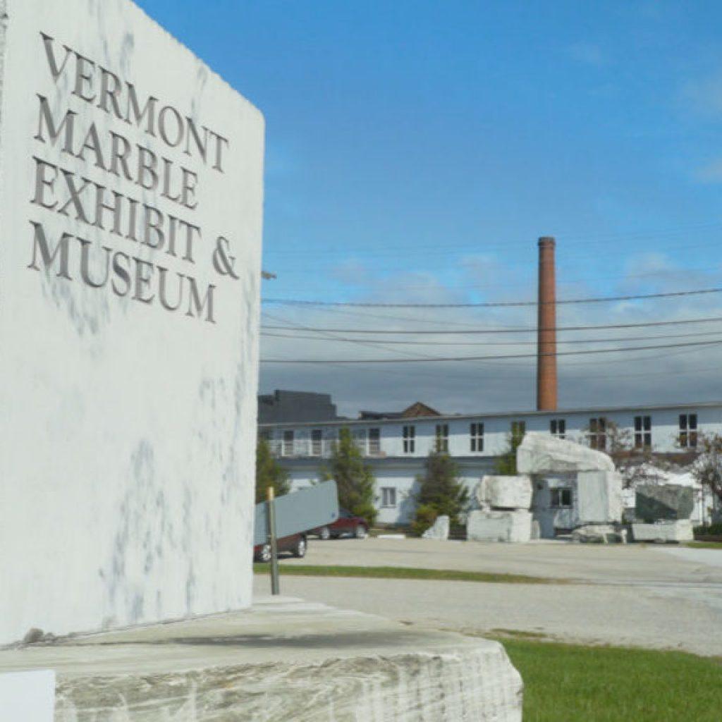 Vermont Marble Exhibit