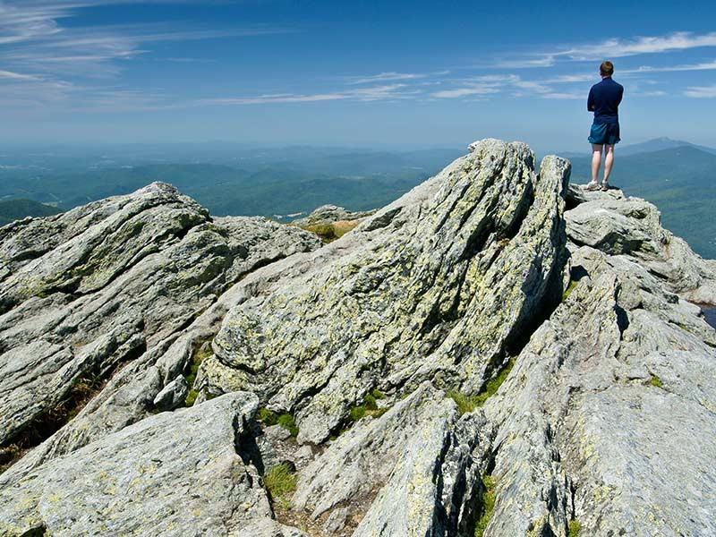 hiking amp walking trails rutland amp killington vt