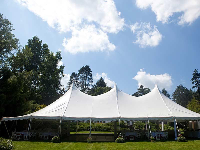 Wedding Tent Rentals Vt